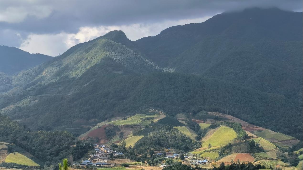 孟连黑山保护地计划