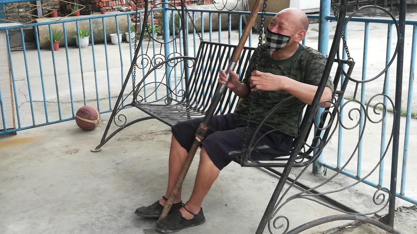 守护老人晚年健康